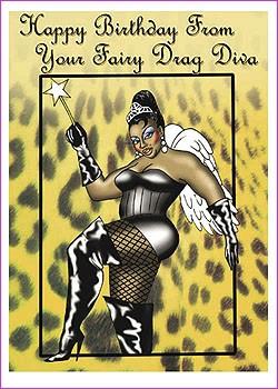 Fairy Drag Diva